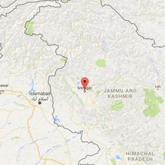 J&K: Three suspected Lashkar-e-Taiba militants killed in encounter outside Srinagar