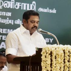 Jayalalithaa estate theft: Tamil Nadu CM Edappadi Palaniswami sues journalist for defamation