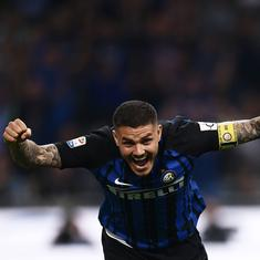 Luciano Spalletti admits that Inter Milan could lose Mauro Icardi to a top European club