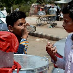 Delhi records hottest day in May in six years as mercury soars to 46.8 degrees Celsius