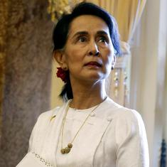 Canadian lower house revokes Aung San Suu Kyi's honorary citizenship