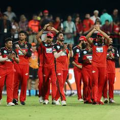 RCB vs SRH, as it happened: RCB clinch a last-over thriller despite Williamson's 42-ball 81