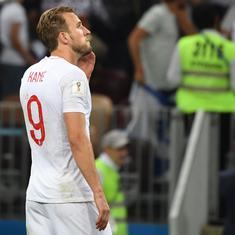 Uefa Nations League: Kane could still captain England even if he misses UCL final, says Southgate