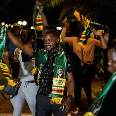 Zimbabwe: President Emmerson Mnangagwa wins elections, opposition rejects results