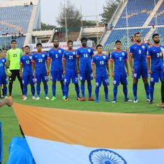 Sunil Chhetri tops the player ratings for India's 1-0 win over Myanmar