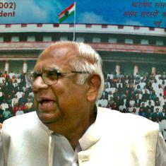 'A great shock': Somnath Chatterjee (1929-2018) on being expelled from the CPI(M) after 40 years