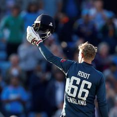 Root, Morgan star with the bat as does Rashid with the ball as England thump India to win series