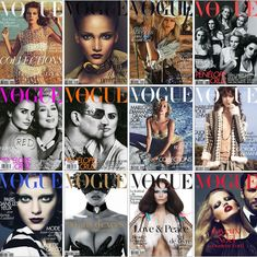 The evolution of the fashion magazine: From publications for 'virtuous virgins' to 'Vogue'
