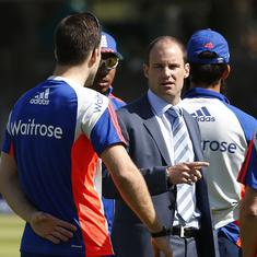 Former England captain Andrew Strauss steps down as ECB's director of cricket