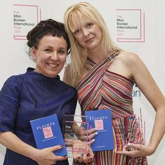 How translator Jennifer Croft won £26,000 and the Man Booker International Prize