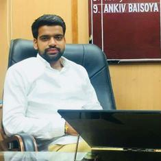 DU fake degree row: Delhi Police file FIR against former students' union president Ankiv Baisoya