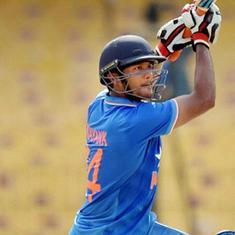 Mayank Agarwal, Manish Pandey power India B to Quadrangular series title