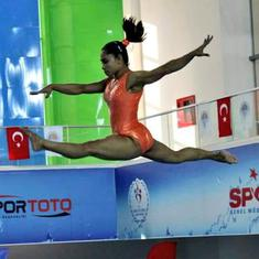 Gymnastics: Fit-again Dipa Karmakar wins gold in World Challenge Cup