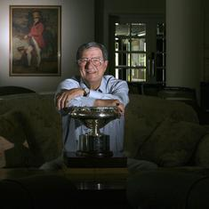 Australian golfer Peter Thomson dies aged 88 due to Parkinson's disease