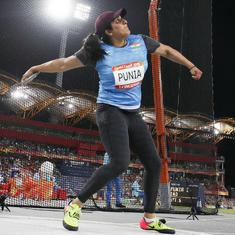 Asian Games is not my last big event: Seema Punia gets ready to defend discus throw gold
