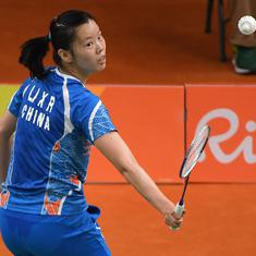 Badminton: Out injured since Rio 2016, Li Xuerui returns to the big stage with Uber Cup call-up