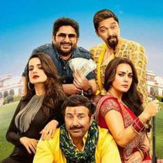 Sunny Deol-starrer 'Bhaiaji Superhit' sets October release date