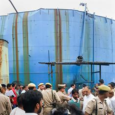 Uttar Pradesh: Toll in Bijnor factory blast rises to seven, authorities seal premises