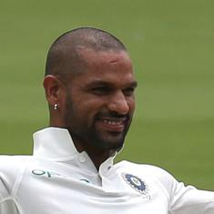 Ranji Trophy round-up: Dhawan scores hundred on injury return for Delhi; TN and Mumbai in trouble