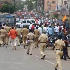 Maharashtra: Situation under control in Chakan hours after Maratha protest turned violent