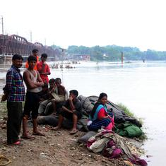 Delhi government evacuates 1,000 families from low-lying areas near Yamuna river