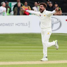 Ireland vs Pakistan: Mohammad Amir joins the 100-wicket club in Test cricket