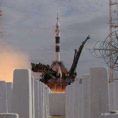 Russia says hole in its Soyuz MS-09 spacecraft could be 'deliberate', begins inquiry