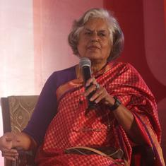 Lawyer Indira Jaising alleges she is being penalised for speaking up in CJI sexual harassment case