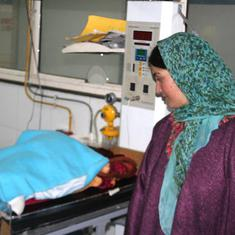 Women of rural Kashmir suffer because of a lack of gynaecologists, anaesthetists and nurses