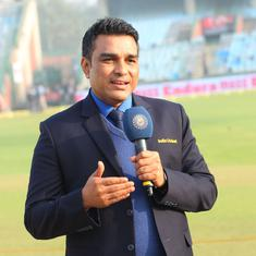 Manjrekar disagrees with Gavaskar's criticism of Kohli's reappointment as captain after World Cup