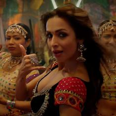 Watch: Malaika Arora says 'Hello Hello' in new song from 'Pataakha'
