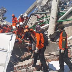 इंडोनिशिया में भूकंप से मरने वालों की संख्या 1,944 हुई, अभी और बढ़ने की संभावना