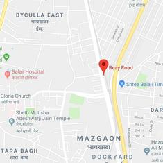 Mumbai: Two injured after BMW rams multiple vehicles, police catches driver after 4-km chase