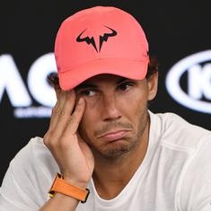 'It's only about business': Nadal hits out at Wimbledon's plans to introduce a shot clock