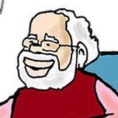 कार्टून : वहां अविश्वास है तो यहां अंधविश्वास है