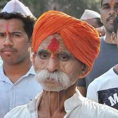 Maharashtra withdrew six cases against Sambhaji Bhide months before Bhima Koregaon violence