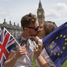 What will happen on June 24 if the UK votes for Brexit?