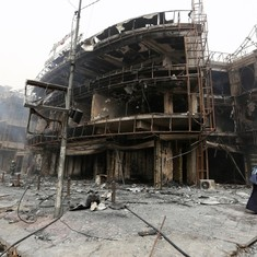 The big news: At least 125 killed in Islamic State attack in Baghdad, and nine other top stories