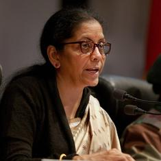 Uttarakhand: Two men arrested in Pithoragarh for WhatsApp chat about killing Nirmala Sitharaman