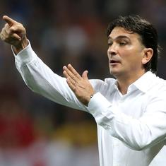 Fatigue will affect us against England: Croatia coach Zlatko Dalic on Nations League decider