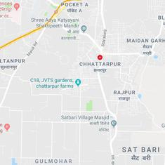 Delhi Police special cell kill four suspected gangsters in Chhatarpur