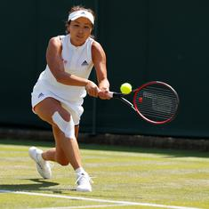 China's Peng Shuai banned, fined for attempting to force Wimbledon partner to withdraw