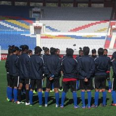 Indian women beaten 8-0 by North Korea in their opening match of the Asian Cup qualifiers