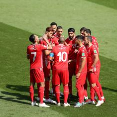 Group G, Panama vs Tunisia as it happened: Tunisia end the World Cup on high with three points