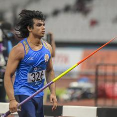 Javelin throw: Neeraj Chopra finishes fourth in Diamond League final, misses bronze by a whisker