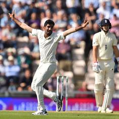 How Bumrah and Ishant put England on mat in one hour