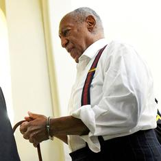 United States: Comedian Bill Cosby sentenced to three to 10 years in prison in sexual assault case