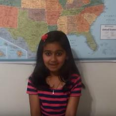 Watch: Naysa Modi may not have won the US Spelling Bee, but she can mimic accents wickedly