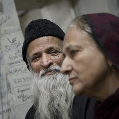 Pakistani philanthropist Abdul Sattar Edhi's donated eyes give vision to two in Karachi