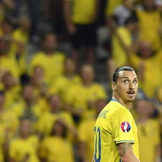 'If I want, I do it': Missing the national team, Ibrahimovic hints at World Cup return